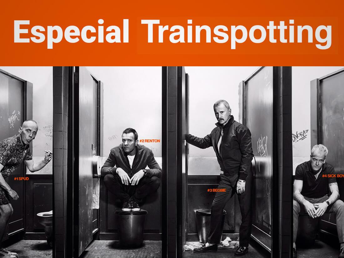Especial Trainspotting en GQ